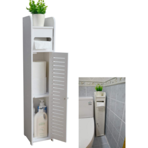 Best Narrow Organizer Toilet Cabinet